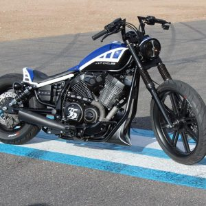 Yamaha Bolt Low And Mean Triple Tree
