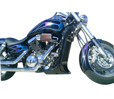 Chin Fairing Scoop For Kawasaki Mean Streak