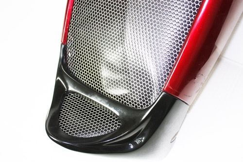 Honey Comb Screen for the Stock Suzuki M109 Radiator