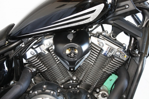 Yamaha Raider Custom Air Intake