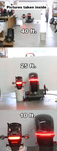 Stryker Led Brake Light Kit