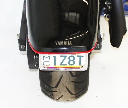 Stryker Led Brake Light And License Plate Kit