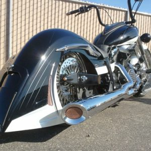 V Star 950 Fenders & LEDs