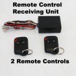 Platinium air ride Remote Control image 12
