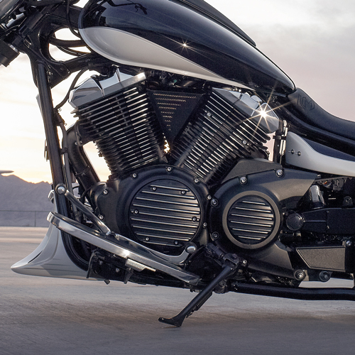 V Star 950 Covers, Brackets, & Accessories